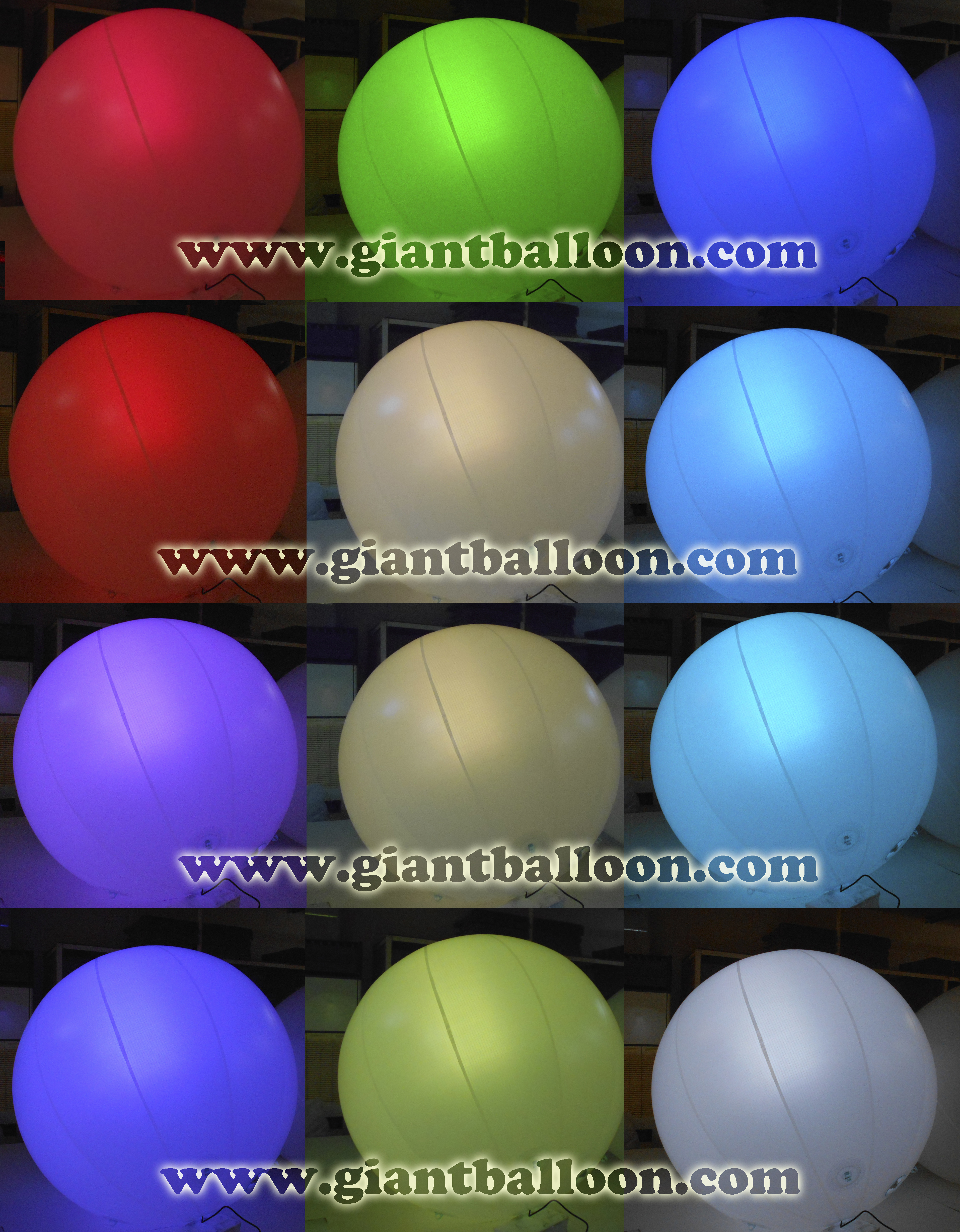 multicolored-LED-balloon